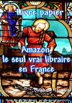 photo amazon un vrai libraire contre la vie chère