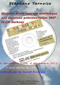 photo AU SUJET DE LA CENSURE DU CD SARKO