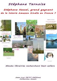 photo ebook sur amazon et stéphane hessel