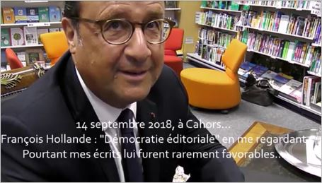 photo francois hollande la démocratie
