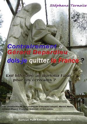 photo quitter la France