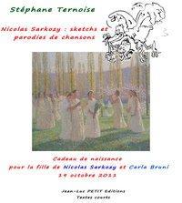 Nicolas Sarkozy : sketchs et parodies de chansons